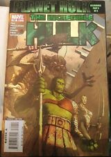 INCREDIBLE HULK #100 2007