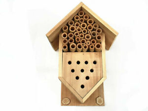 Australian Ladybird and Insect House   Solitary Bee Hotel    Brand -New