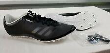 Adidas Sprintstar Men's Track & Field Shoes B37502 Black/white size 8.5