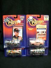 Winners Circle Dale Earnhardt 1998 4 car set 1:64 Scale Nascar.