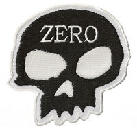 Patch transfert écusson patche ZERO medium thermocollant