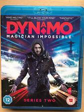 Dynamo: Mago Impossible Temporada 2~2012 Street Magic SERIE DE TV GB BLU-RAY