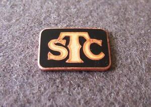 Vintage Valve Radio Badge - Suit STC Radio