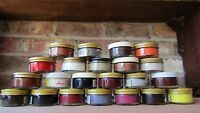 Any 6 x Leather Shoe Boot POLISH CREAM RENOVATING -CHOOSE from RANGE of Colours