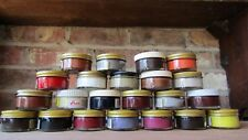 Any 3 x Leather Shoe Boot POLISH CREAM RENOVATING -CHOOSE from RANGE of Colours