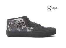 Vans WTAPS x OG Half Cab LX Mens Sneakers Digi Camo/Gray VN0A3DP6U9V Sz13