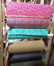 Vintage LARGE Wrapping Paper Dispenser Rack and Rolls 60-70s (PICK UP ONLY)