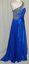 SALE ROYAL LONG PAGEANT PROM COCKTAIL DRESS HOMECOMING EVENING FORMAL GOWN 14