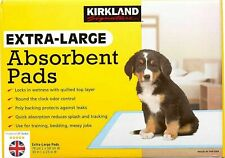 Extra-Large Absorbent Puppy Training Pads (Pack of 100) 76 x 59 CM