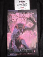 THESE SAVAGE SHORES #3 NM 1st print Vault Comics