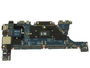 Brand New Genuine Dell Latitude E7270 i5 6200u 2.3GHz Motherboard P/N:0DTF3
