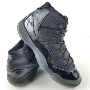 Nike Air Jordan 11 2013 Retro XI Size 13 Gamma Blue 378037-006 With Box