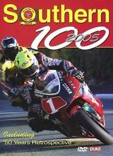 Southern 100 - Review 2005 (New DVD) Isle of Man + 50 years Retrospective