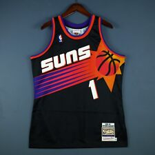 100% Authentic Penny Hardaway Mitchell & Ness 99 00 Suns Jersey Size 44 L Mens