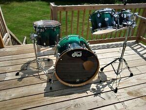 Vintage DW Drum Workshop Maple Drum Set