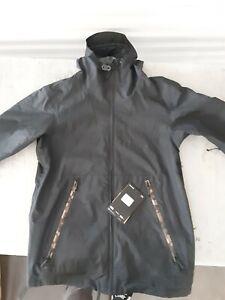 Dakine Glenwood Jacket Black/Fieldcamo Mens Large