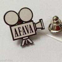 Pin's Folies *** Badge Demons Cinema Movie Camera Production AFAVA