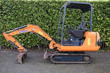 (௭) 2010 Hanix H15B-2 Mini Digger 17hp Engine