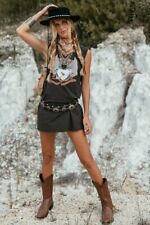Spell and the Gypsy Collective Dancing Outlaw Organic Tee Dress XS, S, M or L