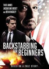 BACKSTABBING FOR BEGINNERS NEW DVD
