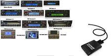 USB SD AUX adaptador skoda superb B Octavia Fabia cambiador de CD, mp3