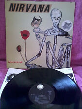 NIRVANA incesticide [RARE LP1992 EX+] foo fighters, soundgarden, alice in chains