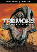 Tremors - The Complete Series (Includes 6-Movi New DVD