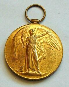 The Great War For Civilisation 1914-1919 Medallion Capt. W.R. Scott Bronze WW I