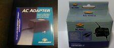 NEW AC POWER ADAPTER & RF TV CABLE SEGA GENESIS 2 - 3  MK-1631 MK-1632 MK-2103