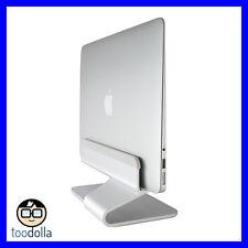 rain design mTower vertical laptop stand for MacBook