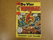 COMIC STRIP / DE VIER VERDEDIGERS CLASSICS  N° 75
