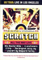 SCRATCH - ALL THE WAY LIVE (DVD)