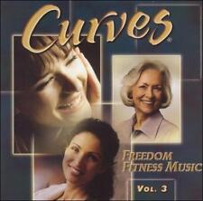 Curves Freedom Fitness Music 3