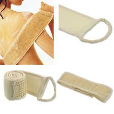 Bath Back Scrubber Soap Sponge Scrub Washer Terry Cloth Exfoliating Brush bv