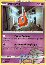 Pokemon - Motisma - reverse - 86/236 SL12  - VF Français