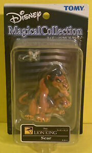 tomy disney magical collection figures The Lion King Scar