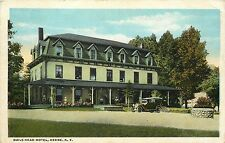 c1920 Postcard; Owl's Head Hotel, Keene NY Essex County Unposted