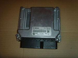 BMW 1 SERIES E87/3 SERIES E90/E91 2.0D  ENGINE ECU/DDE  7811701