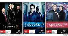 Spooks Series : Season 8+9+10 : NEW DVD