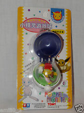 NEW IN PACKAGE POKEMON WIND UP MEW AND EEVEE POKEBALL POCKET MONSTER TOMY