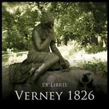 VERNEY 1826 - Ex Libris CD Neofolk, Schattenspiel, Martial Industrial, Gothic