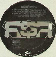 DOMINATION - i need something mellow - Syndicate - 49 73144 - Usa