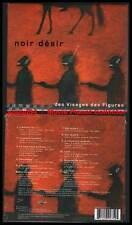 """NOIR DESIR """"Des Visages Des Figures"""" (CD Digipack) 2001 NEUF"""