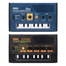 Korg Monotron Duo - Analogue Ribbon Synthesizer w/ Korg Monotron Delay