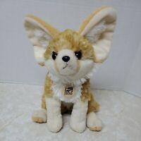 "Wild Republic Fennec Fox Plush Stuffed Animal Toy Kids Gift 12"" Cincinnati Zoo"