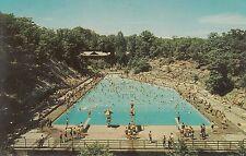 PALISADES INTERSTATE PARK Pool at  BEAR MOUNTAIN STATE PARK NY New York