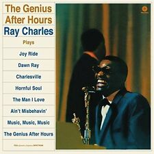 The Genius After Hours - Ray Charles LP Vinile WAX TIME RECORDS