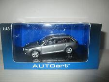 Audi A6 C6 Allroad quattro quarzgrigio modellino AutoArt 1//43