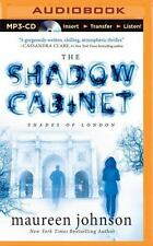 Shades of London: The Shadow Cabinet 3 by Maureen Johnson (2016, MP3 CD,...