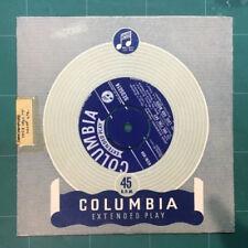 "Joan Hammond Leslie Heward - Columbia SED5514 1954 7"" Vinyl 45rpm"